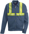 Flame Resistant Zip-in / Zip Out Jacket w/ Reflective Trim